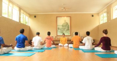 Sivananda yoga classes Delhi