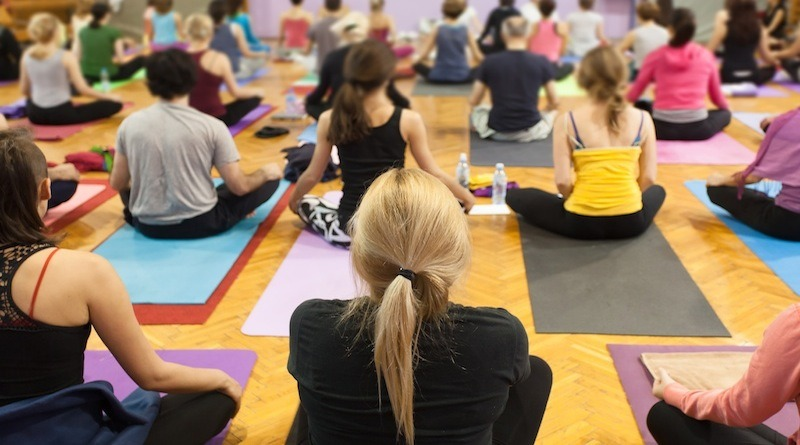 Yoga classes and yoga centers in Delhi