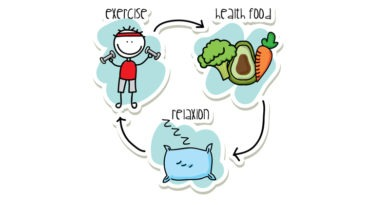 Adjust lifestyle for natural weight loss