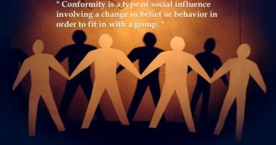 Conformity Bias: The Profound power of Group