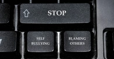 Taming the Twin Demons: Self bullying – Blaming others