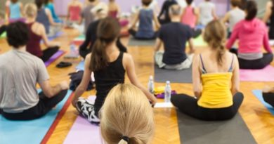 Yoga classes and yoga centers in Delhi