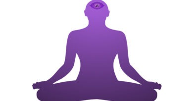 Third Eye Chakra Meditation, Balancing, Healing