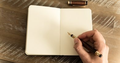 Journal writing is Mindfulness Meditation