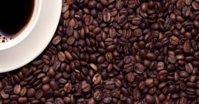 Coffee: A great source of antioxidants; fights free radicals