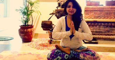 Yoga with Pallavi Sadh