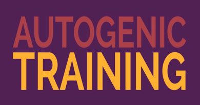 Autogenic Relaxation Training