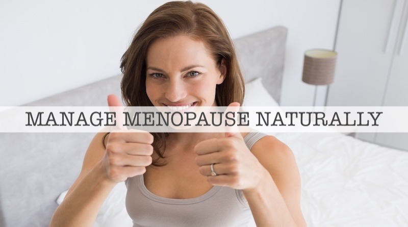 Manage Menopause Naturally