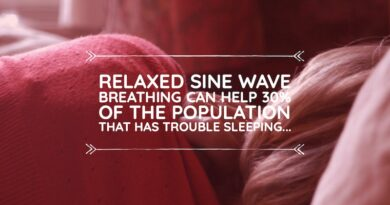 Relaxed Breathing: A guide to a good night sleep