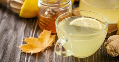 Ginger Lemon Honey Tea Health Benefits