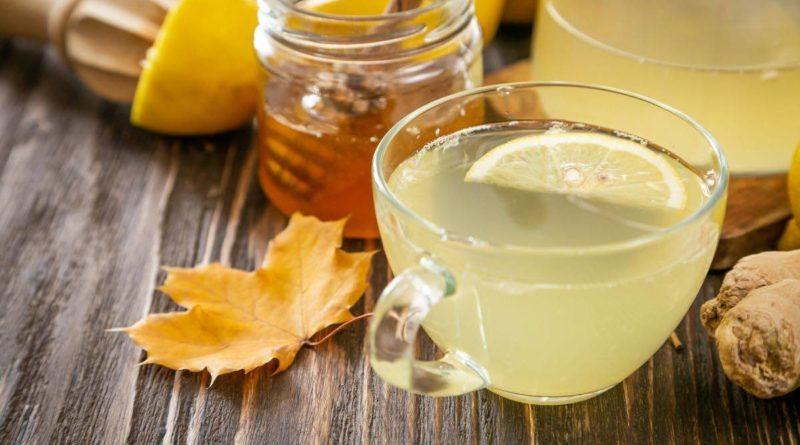 Ginger Lemon Honey Tea Health Benefits