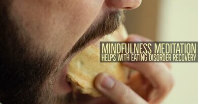 Mindfulness can help you overcome eating disorders