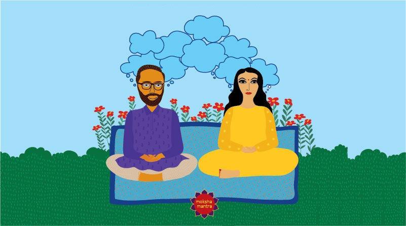 mindfulness sessions with Ashish Nanda