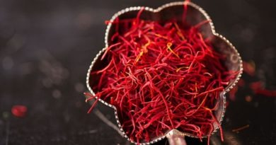 Health Benefits of Saffron (Kesar)