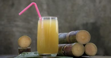 Sugarcane 'ganne ka ras' Juice