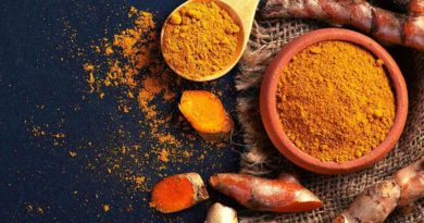 Turmeric is a potent anti-inflammatory, antioxidant and anti ageing kitchen herb