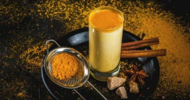 Turmeric Milk – A Healthy Drink